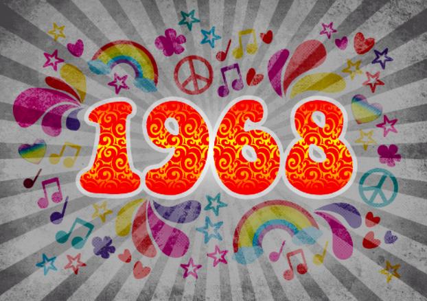 Sixties Party mit viel Flower Power Feeling für Ihre Feier: Ideen und Tipps