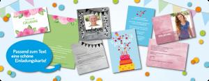 Einladungstexte zur Geburtstagsfeier: Einladungen für Erwachsene