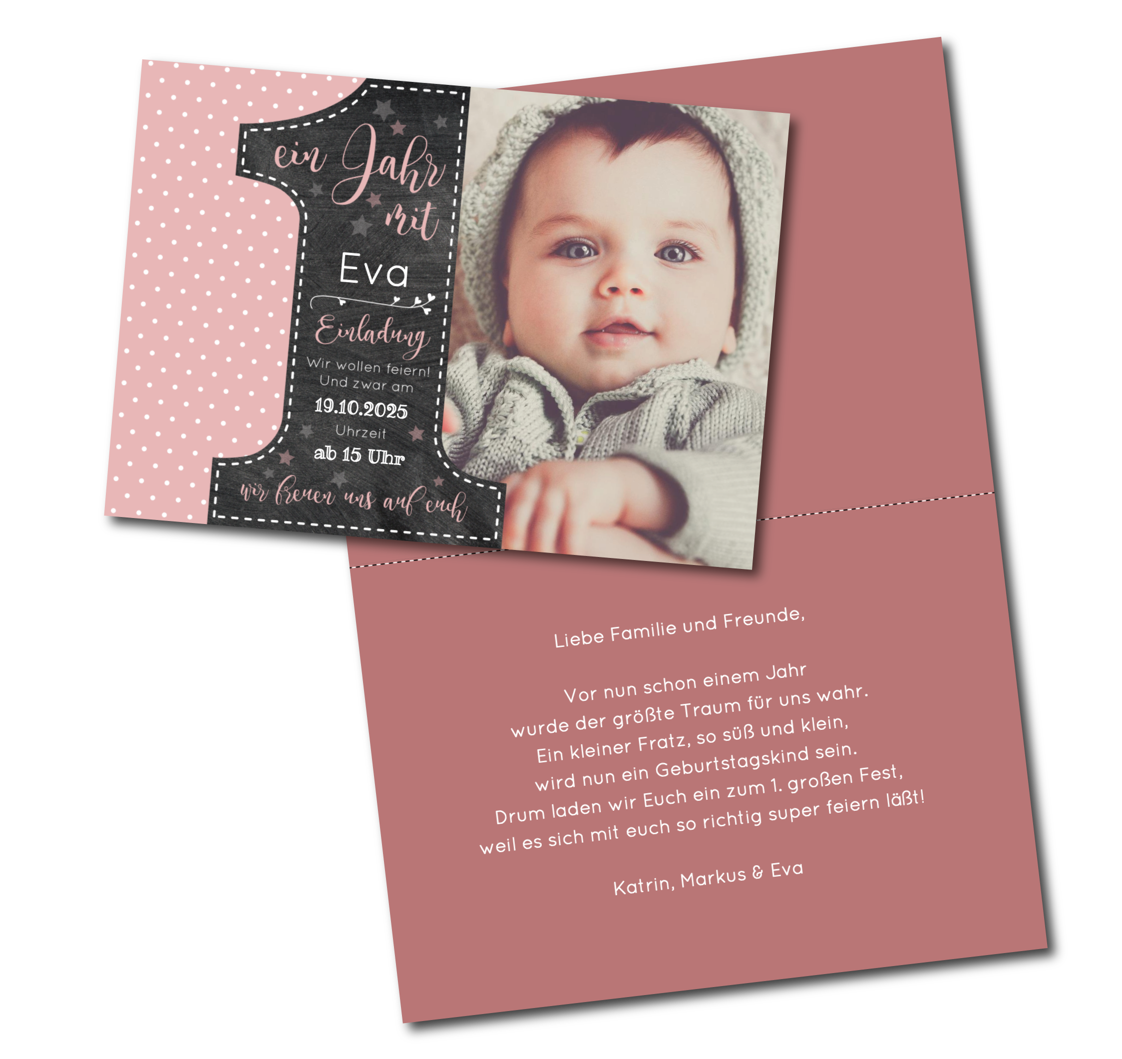 Einladungstexte Zum 1 Geburtstag Einladunggeburtstagsfeierde