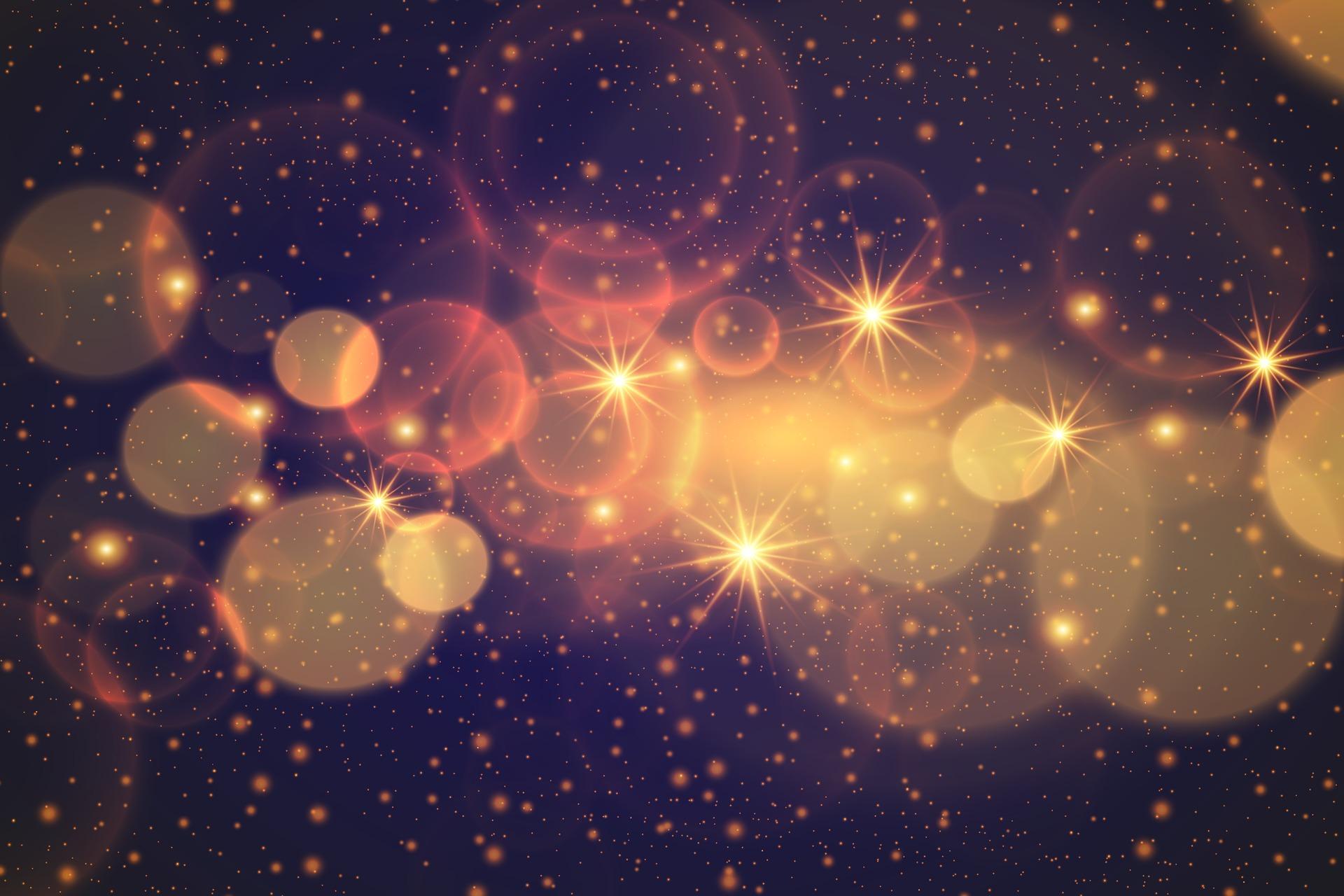 Glitzerparty mit Glamour und Glitter!