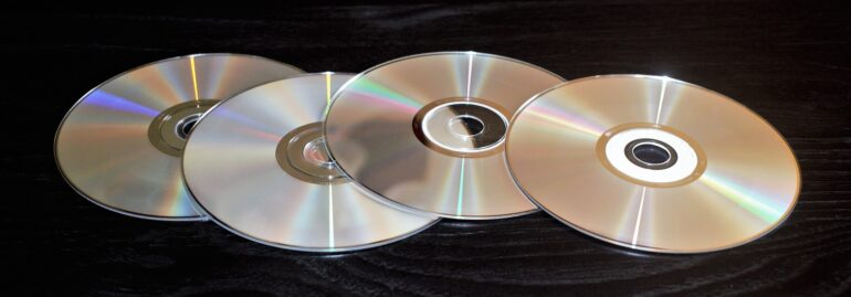 CDs zum Basteln