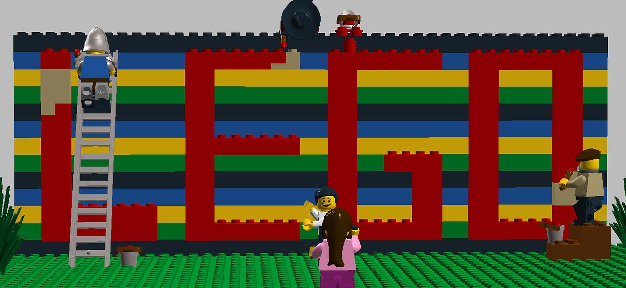 LEGO Party – Form, Farbe und Bauvergnügen
