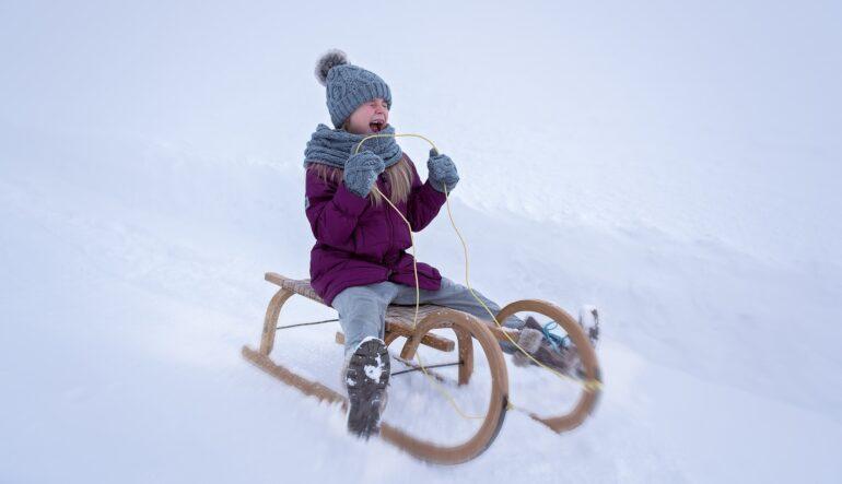 Wintergeburtstag feiern