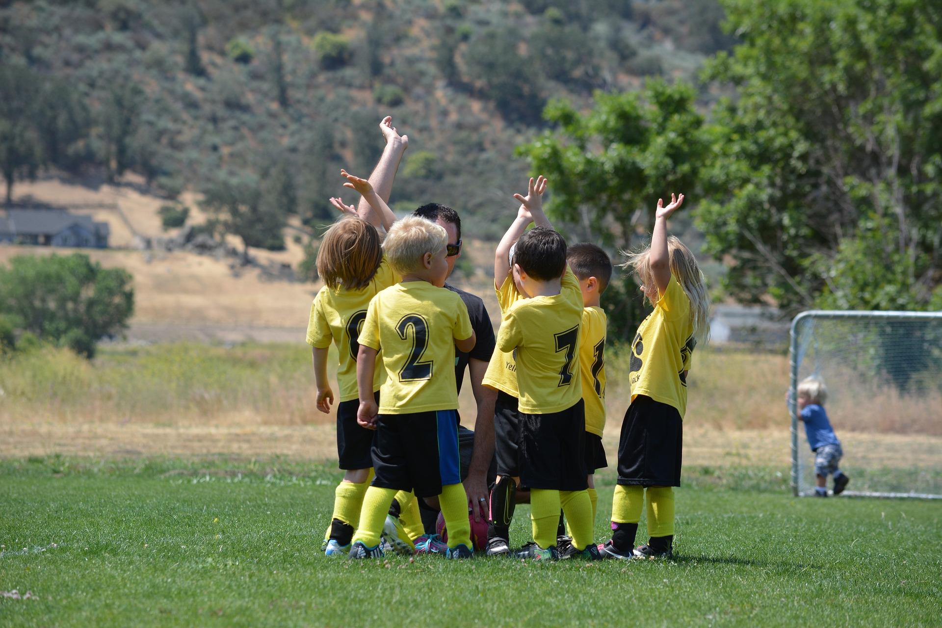 Fußballer Party – Action für die Gäste!